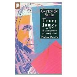Henry James, précédé de : Shakespeare, par Henry James