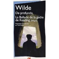 De Profundis & La ballade de la geôle de Reading
