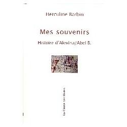 Mes souvenirs - Histoire d'Alexina/Abel B.