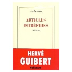 Articles intrépides 1977-1985