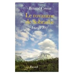 Le royaume de Sobrarbe (Journal 2005)