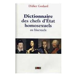 Dictionnaire des chefs d'Etat homosexuels ou bisexuels