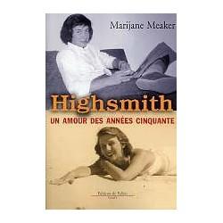 Highsmith - Un amour des années cinquante