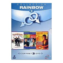 Coffret Rainbow N° 3 (Friends & Family +  I think I do +  River made to drown in)