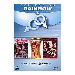 Coffret Rainbow N°4 (Get your stuff + L'amant bulgare + Fiesta)