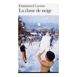 La classe de neige