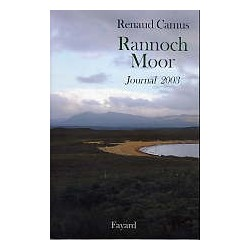 Rannoch Moor (Journal 2003)