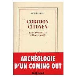 Corydon citoyen - Essai sur André Gide et l'homosexualité