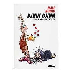 Djinn Djinn  - Tome 1  :  Le sortilège de Sa'âdât