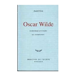 Oscar Wilde  in memoriam (souvenirs)