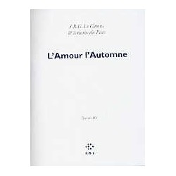 L'Amour l Automne (Travers III)