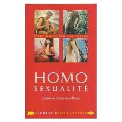 Homosexualité : Aimer en Grèce et à Rome