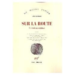 Sur la route - Le rouleau original