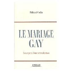 Le mariage gay  - Les enjeux d'une revendication