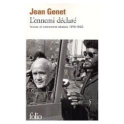 L'ennemi déclaré - Textes et entretiens choisis 1970-1983