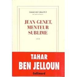 Jean Genet, menteur sublime
