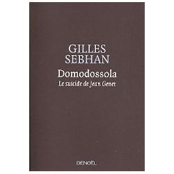Domodossola - Le suicide de Jean Genet