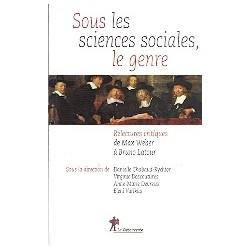 Sous les sciences sociales, le genre