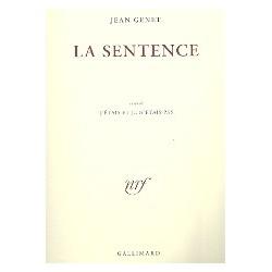 La Sentence - J'étais et je n'étais pas