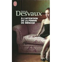 A l'attention de la femme de ménage