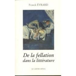 De la fellation dans la littérature