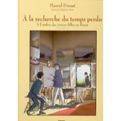Marcel Proust : A l'ombre des jeunes filles en fleurs 2