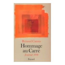 Hommage au Carré (Journal 1998)