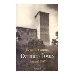 Derniers Jours (Journal 1997)