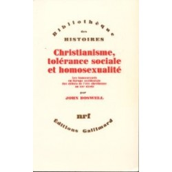 Christianisme, tolérance sociale et homosexualité