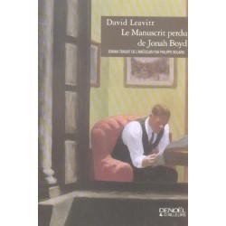 Le manuscrit perdu de Jonah Boyd