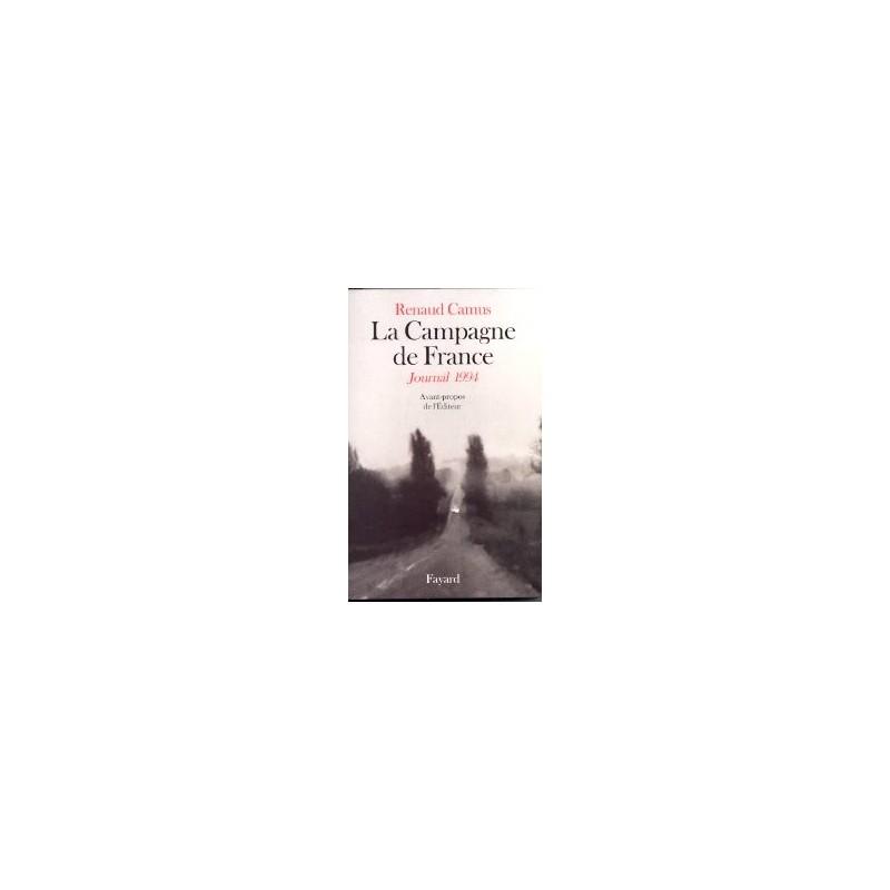 La campagne de France : Journal 1994