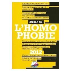 Rapport sur l'homophobie 2012