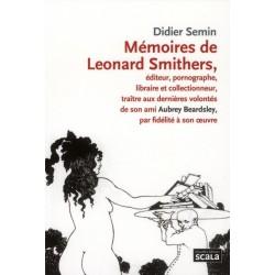 Mémoires de Leonard Smithers...