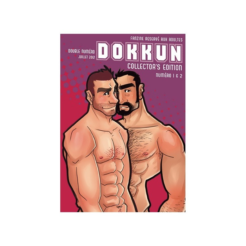 Dokkun n°1+2 (collector's edition)