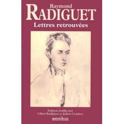 Raymond Radiguet. Lettres retrouvées