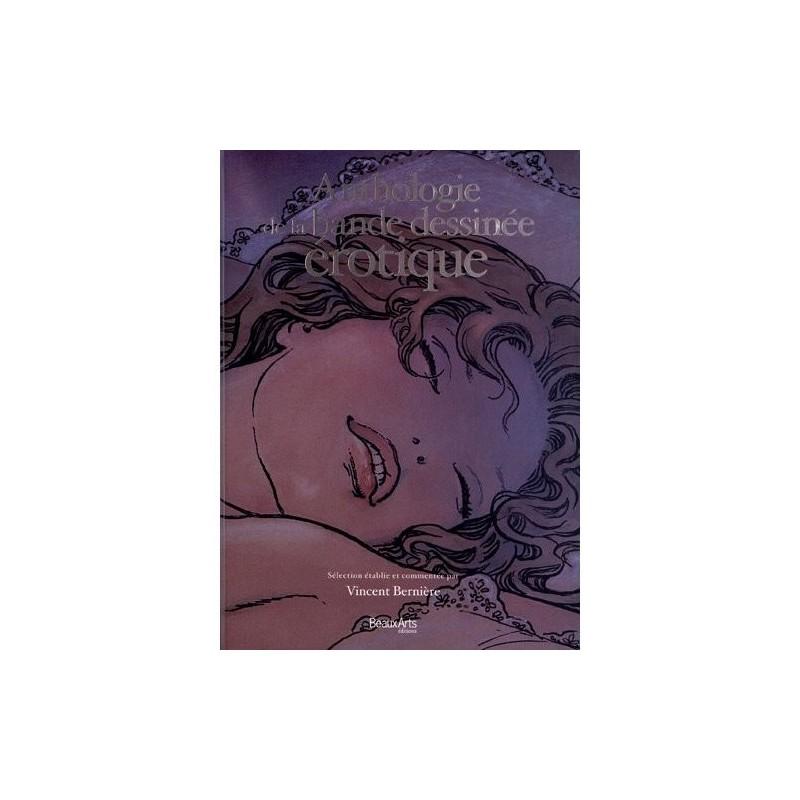 Anthologie de la bande dessinée érotique