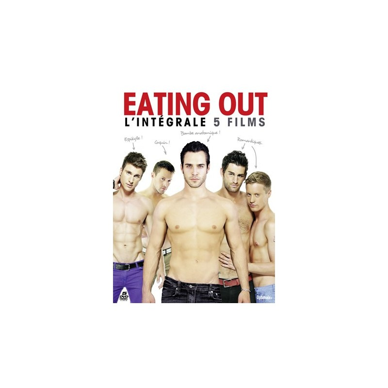 Eating Out. L'intégrale 5 films
