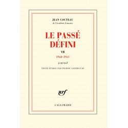 Le passé défini. T.7 Journal 1960-1961