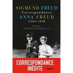 Sigmund Freud - Anna Freud : Correspondance 1904 - 1938 (Préface d'Elisabeth Roudinesco)