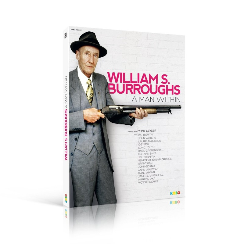 William S. Burroughs. A man within