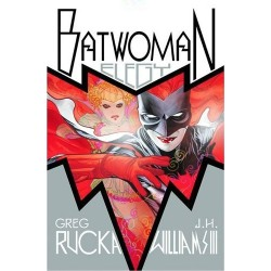 Batwoman. Tome 0 : Elégies