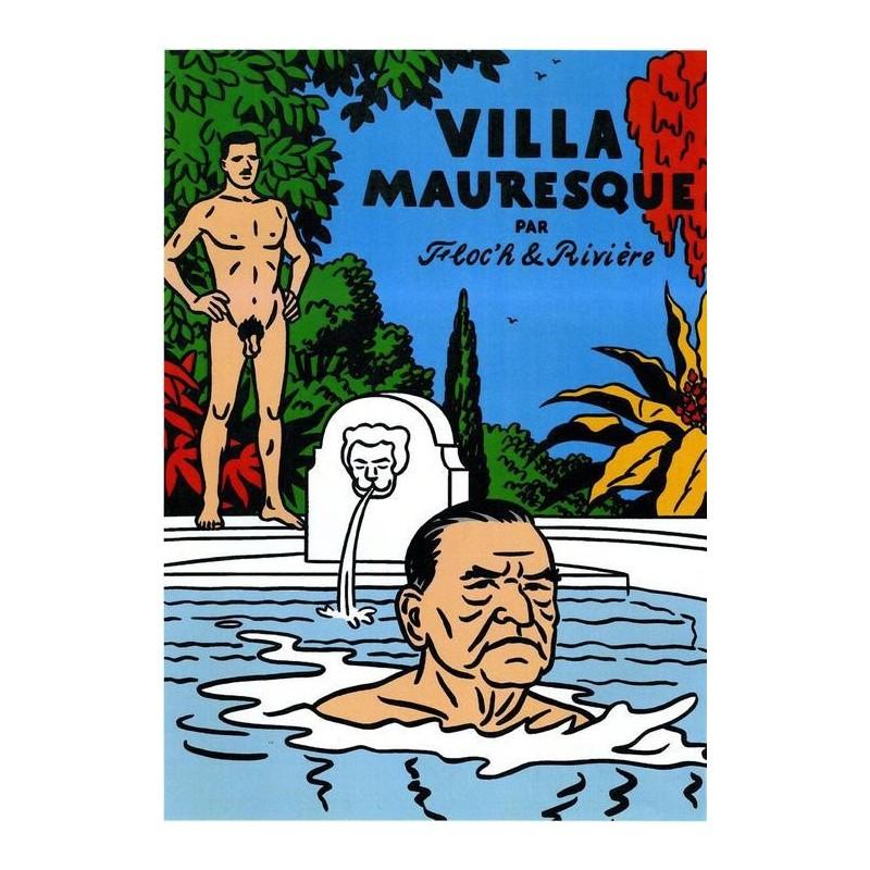 Villa Mauresque