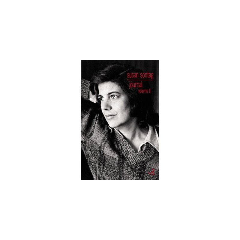 Susan Sontag. Journal Volume II