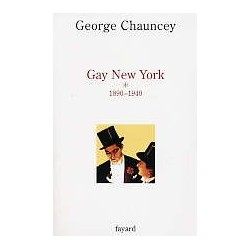 Gay New York  1890-1940