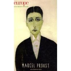 Revue Europe Marcel proust (T.1012-1013, août-septembre 2013)