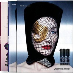 100 contemporary fashion designers (Edition Multilingue Allemand/ Anglais/ Francais)
