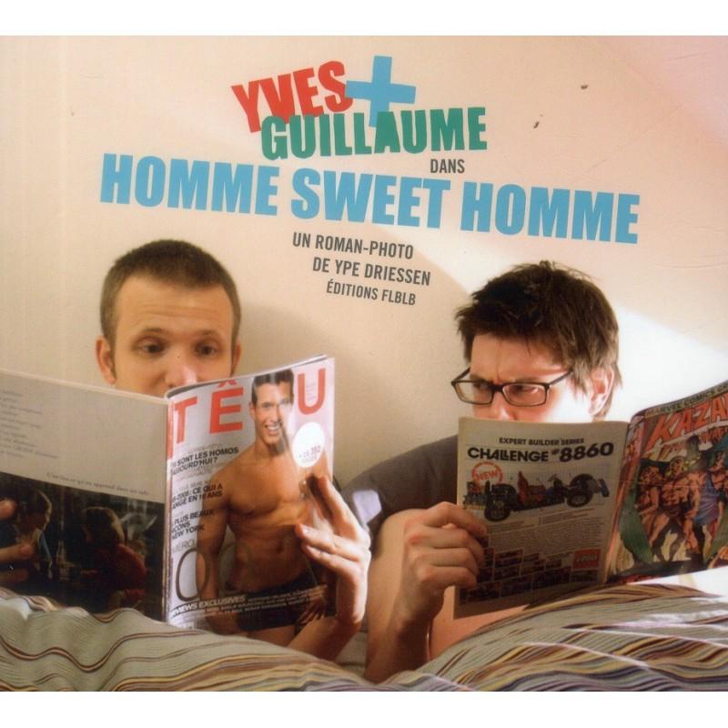Yves et Guillaume dans Homme sweet Homme (Roman-photo)