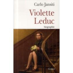 Violette Leduc. Biographie